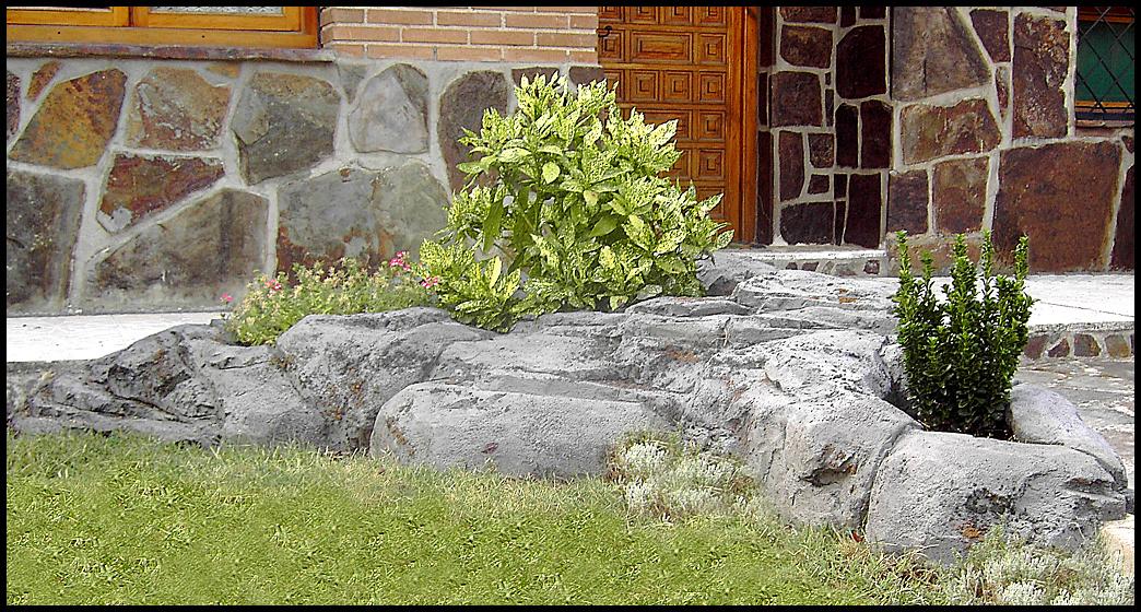 Tematización, ambientación de jardines exteriores e interiores en Madrid